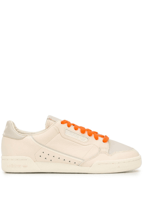 adidas by Pharrell Williams Continental 80 embossed logo sneakers -