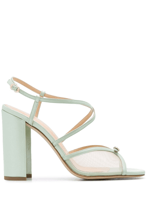 Chloe Gosselin Angela 100mm sandals - Green