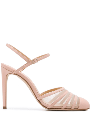 Chloe Gosselin Busy 100mm pumps - PINK