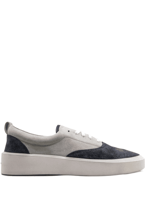 Fear Of God panelled low-top sneakers - Black
