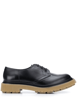 Adieu Paris Type 132 rubber-sole derby shoes - Black