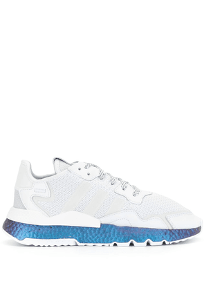 adidas Nite Jogger 35mm low-top sneakers - White