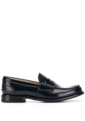 Church's Pembrey penny loafers - Blue
