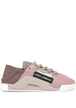 Dolce & Gabbana NS1 slip-on sneakers - PINK