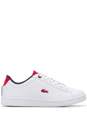 Lacoste low-top sneakers - White