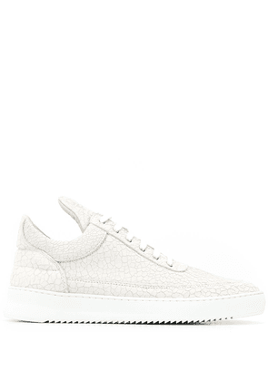 Filling Pieces Ripple Tectonic low top sneakers - White