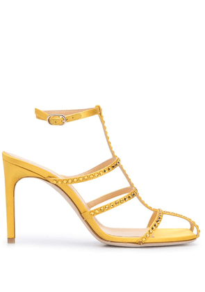 Giannico strappy sandals - Yellow