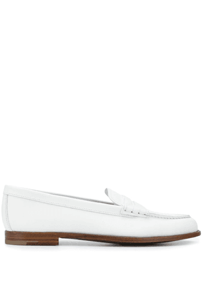 Church's Kara leather loafers - White