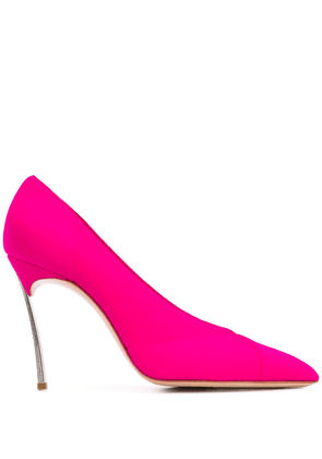 Casadei pointed-toe pumps - PINK