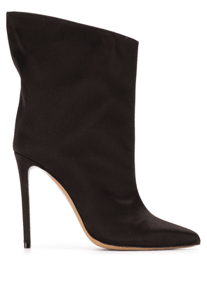 Alexandre Vauthier ankle boots - WHITE