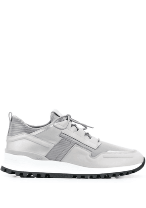 Tod's high tech low-top sneakers - Grey