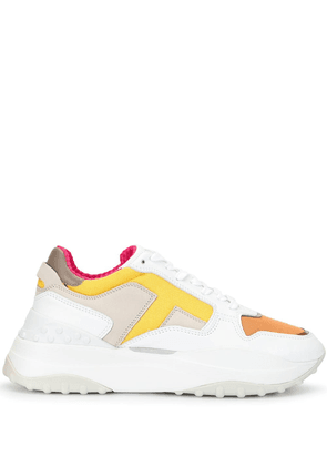 Tod's high tech panelled sneakers - Multicolour