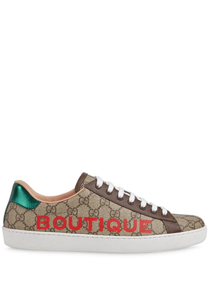 Gucci GG Ace Boutique sneakers - NEUTRALS