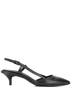 Del Carlo slingback 45mm pumps - Black
