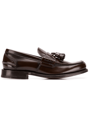 Church's tassel loafers - Brown