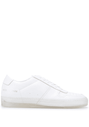 Common Projects leather sneakers - White