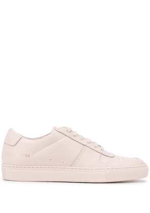 Common Projects leather sneakers - PINK
