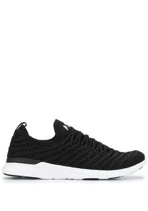 APL: ATHLETIC PROPULSION LABS Techloom Wave ribbed knit sneakers -