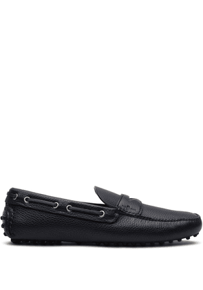 Car Shoe driving loafers - Blue