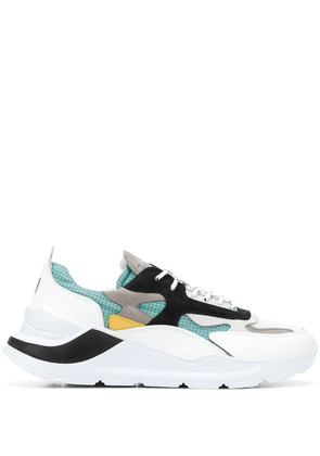 D.A.T.E. Fuga low-top sneakers - White