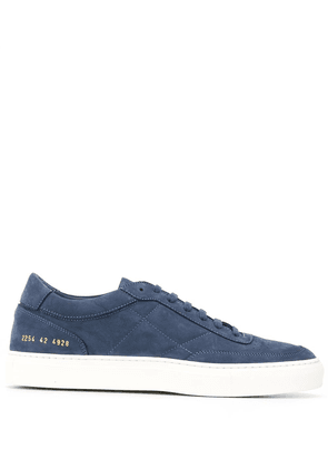 Common Projects Resort Classic low-top sneakers - Blue