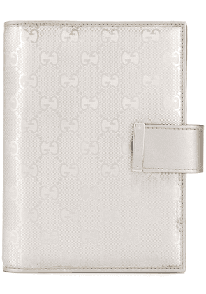 Gucci GG document holder - SILVER