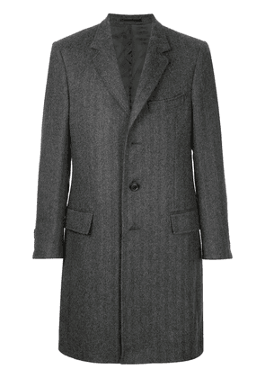 Gieves & Hawkes oversized coat - Grey