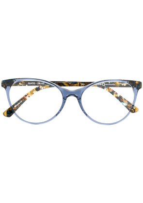 Etnia Barcelona Quito glasses - Blue