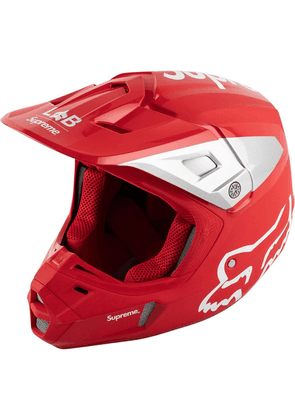 Supreme Fox Racing V2 helmet - Green