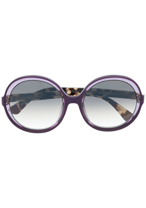 Etnia Barcelona Halla sunglasses - PURPLE