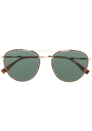 Lacoste x Novak Djokovic aviator sunglasses - 757