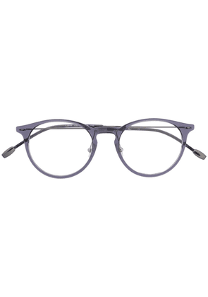 Lacoste round glasses - Blue