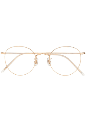 Gentle Monster 9 Proud 032 optical glasses - GOLD