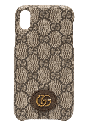 Gucci Ophidia iPhone XR case - Brown