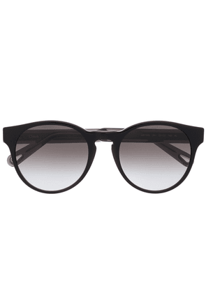 Chloé Eyewear Willow pantos-frame sunglasses - Black