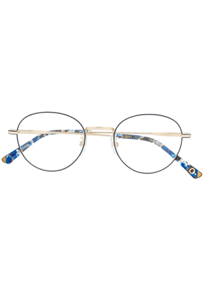 Etnia Barcelona round-frame glasses - GOLD