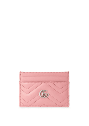 Gucci GG Marmont cardholder - PINK