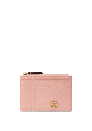 Gucci Marmont card holder - PINK