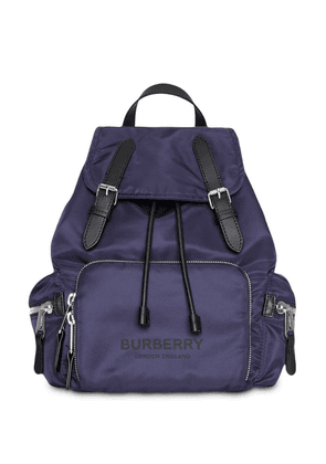 Burberry The Medium Rucksack - Blue