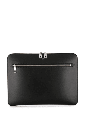 Dolce & Gabbana logo laptop case - Black
