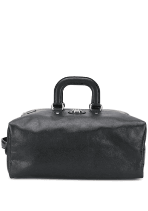 Gucci soft leather backpack - Black
