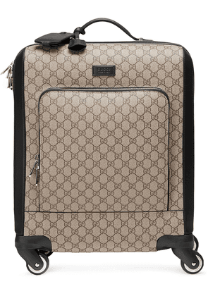 Gucci GG Supreme carry-on - NEUTRALS