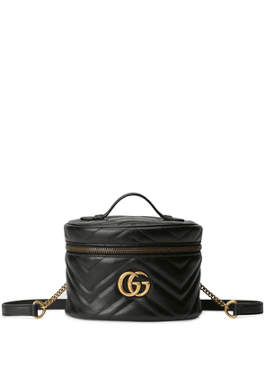 Gucci GG Marmont mini backpack - Black