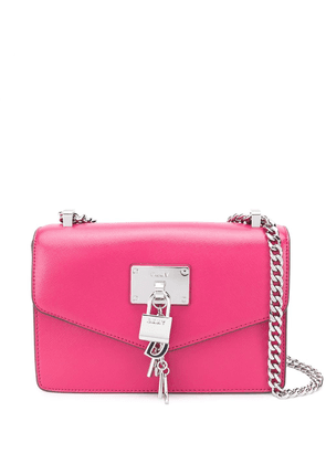 DKNY cross body structured bag - PINK