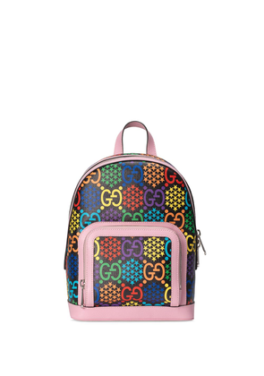 Gucci small GG Psychedelic backpack - PINK