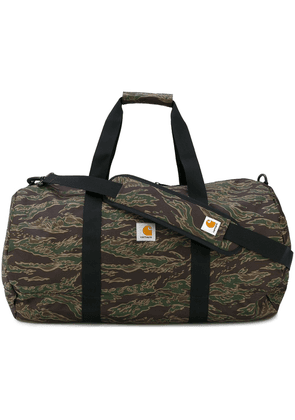 Carhartt Wright camouflage holdall - Green