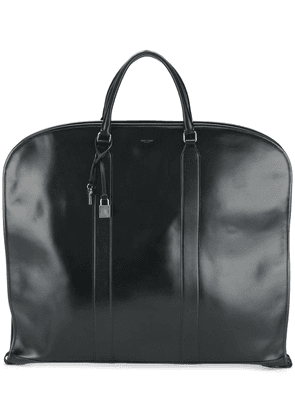 Saint Laurent YSL slim suit bag - Black
