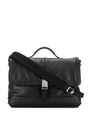 Tod's leather briefcase - Black