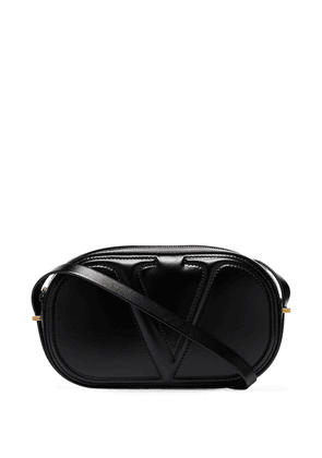 Valentino Valentino Garavani VLOGO Walk crossbody bag - Black