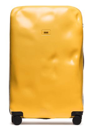 CRASH BAGGAGE Icon rolling cabin bag - Yellow